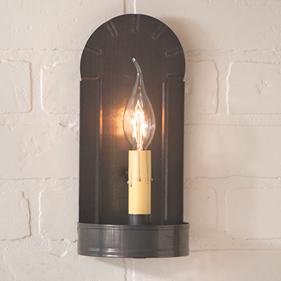 Rustic Country Bathroom Lighting Irvin S Tinware