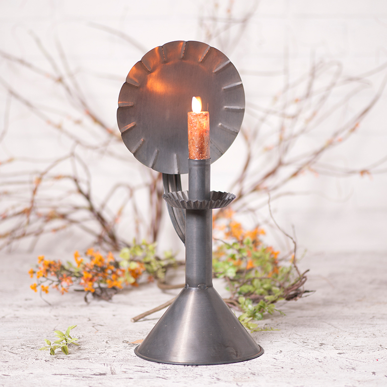 Irvin S Tinware Hearthside Electric Candle Accent Light